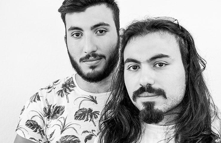 Ahmad und Yazan