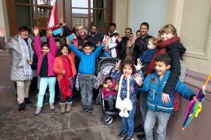 Ausflug mit Café International ins Museum