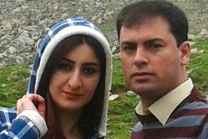 Parwa und ihr Mann im Irak